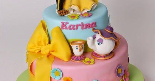 Si Karina a avut parte de un tort minunat la petrecerea organizata cu ocazia zilei ei. Un tort delicios, un tort ce a facut-o fericita pe e...