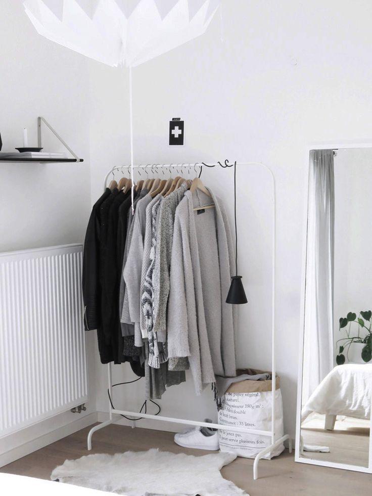 Bedroom Wardrobe, Bedroom Closets, Minimal Bedroom, Modern Interior Design,  Modern Interiors, Cozy Bedroom, Bedroom Ideas, Dressing Room, Open Wardrobes