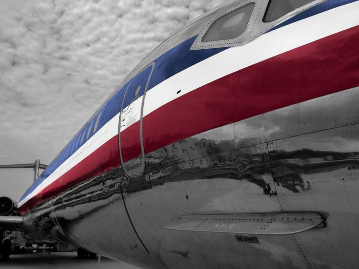 American Airlines by Raul Marquez