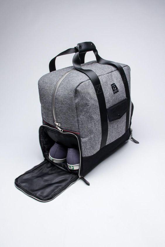 Weekender Duffle Bag / Goodale Travel with style
