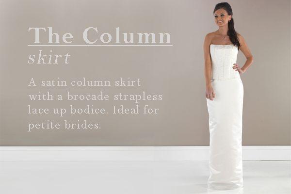 The Column Skirt