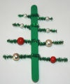 pipe cleaner xmas tree