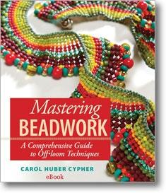 Interweave @Beading Daily #Beading Mastering Beadwork