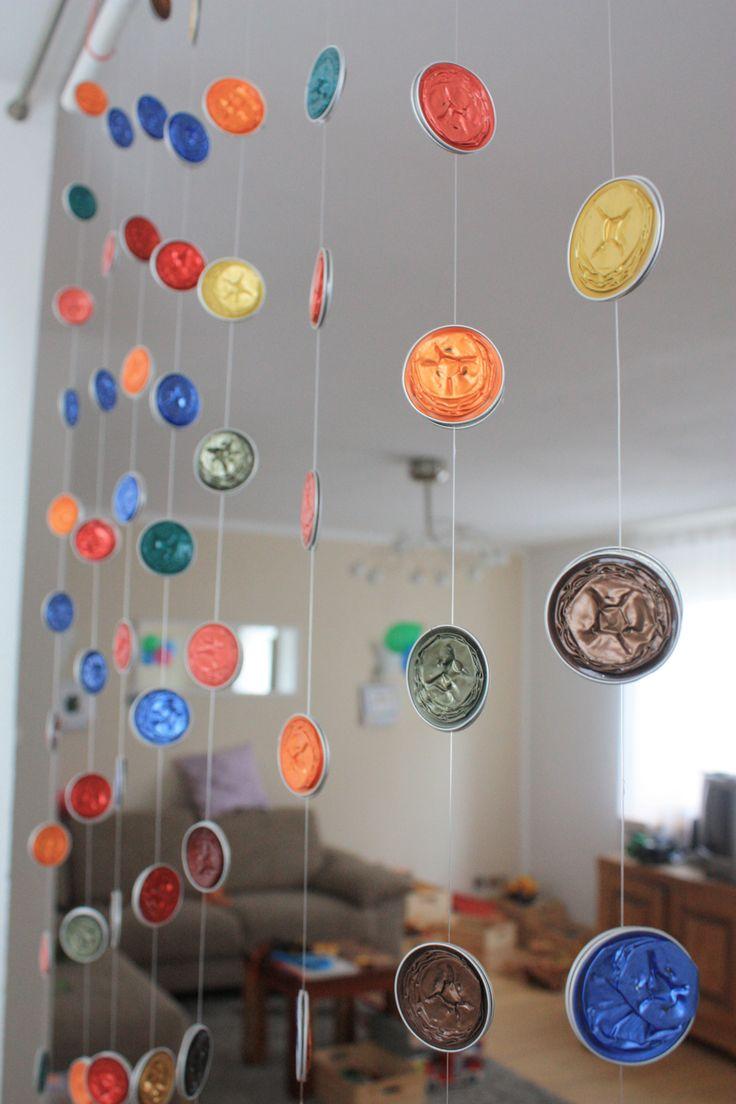 die besten 25 basteln mit kaffeekapseln ideen auf. Black Bedroom Furniture Sets. Home Design Ideas