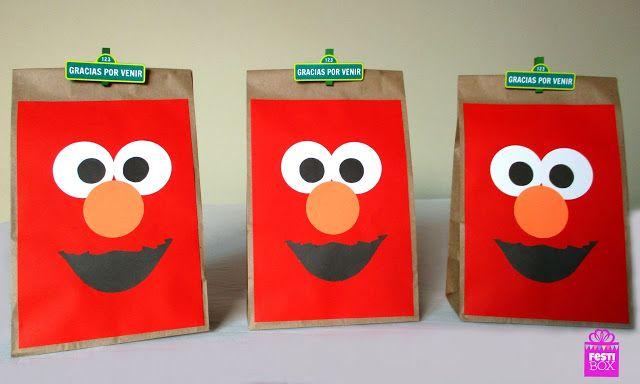 Festibox: Festibox Elmo