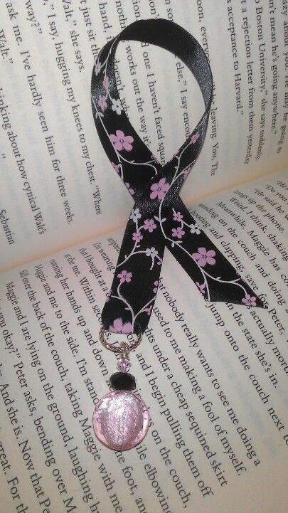 25 best ideas about ribbon bookmarks on pinterest easy for How to tie a ribbon on a bookmark
