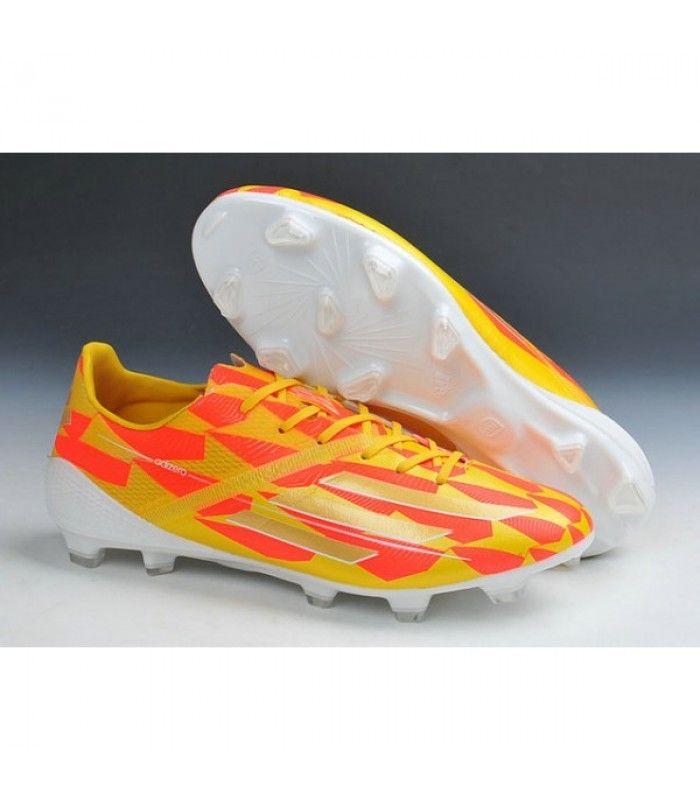 Acheter Nouveau Adizero F50 Trx Fg Syn Chaussures Football Homme Adidas Volt Punch pas cher en ligne 87,00€ sur http://cramponsdefootdiscount.com