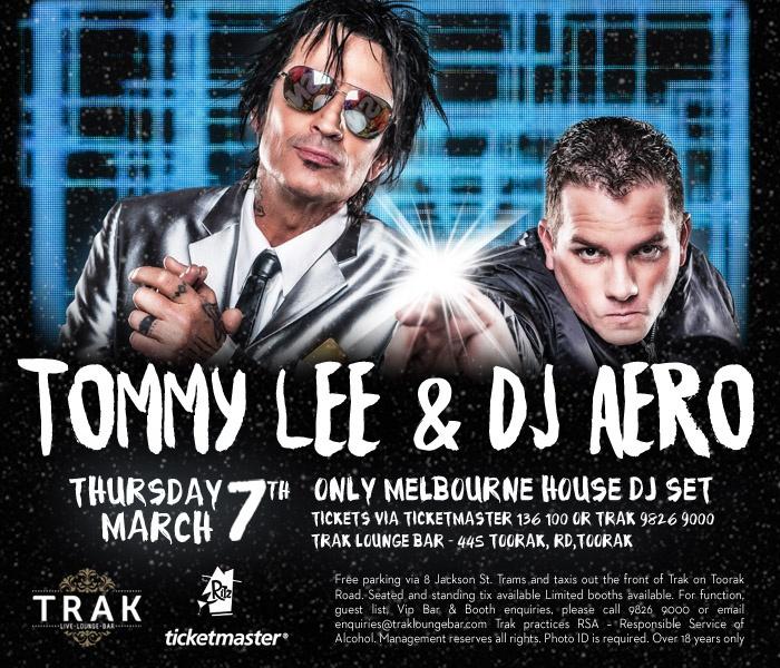 Tommy Lee & DJ Aero
