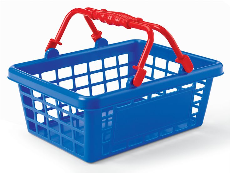 Let's Go Shopping Grocery Basket 6.99 for 1 and 19.99 for 3