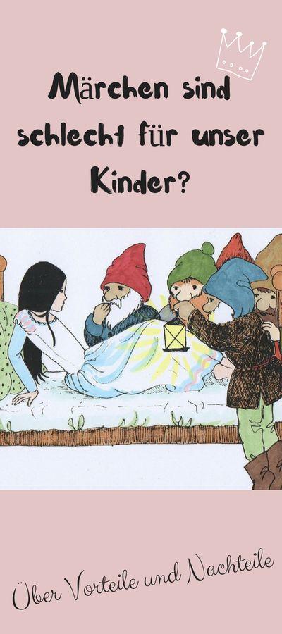 Sind Märchen schlecht für unsere Kinder? Geschichten sollten abgeschafft werden? #mama #eltern #kinderbücher
