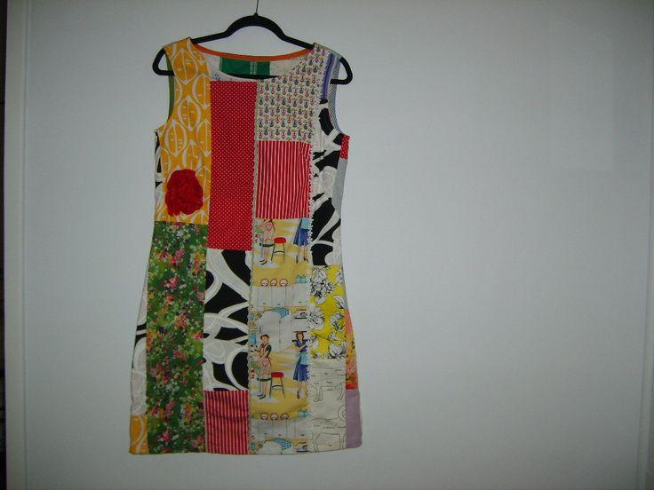 Domestic Goddess Size 8 by StitchedUpBySmith on Etsy