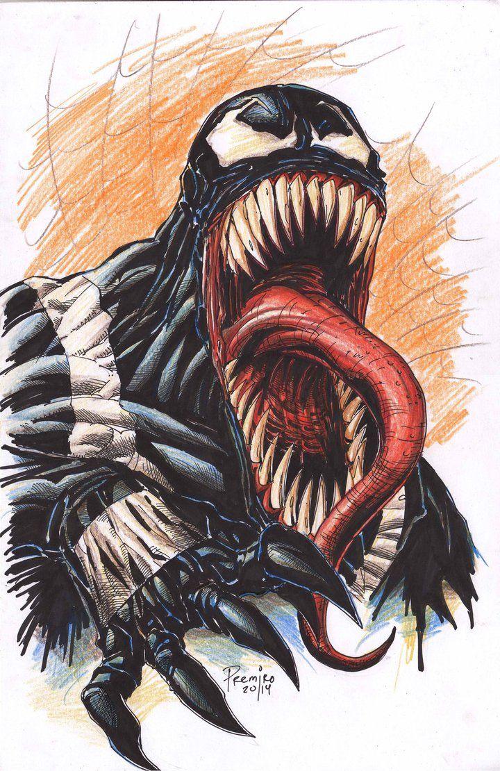 Spider Man Venom Carnage Tattoo: 218 Best Images About Marvel: Venom & Carnage On Pinterest