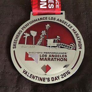 Los Angeles Marathon -2016