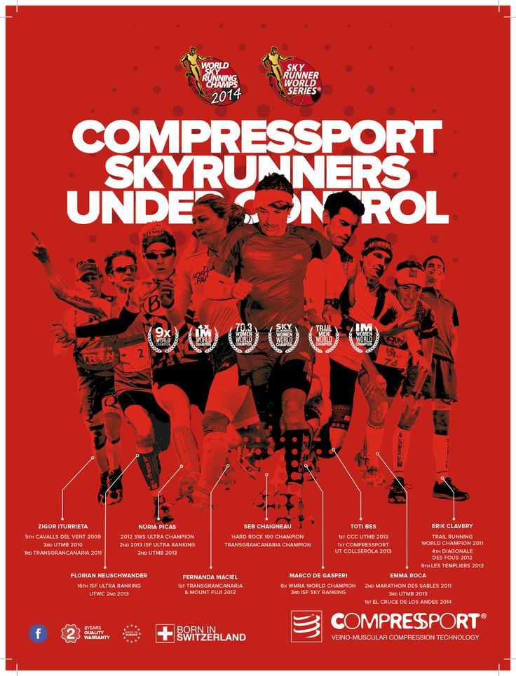 Multisport - Compression range - Athletes
