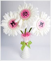 Mother's Day craft. Too cute! http://pinterest.com/cleverclassroom/mother-s-day-craft/
