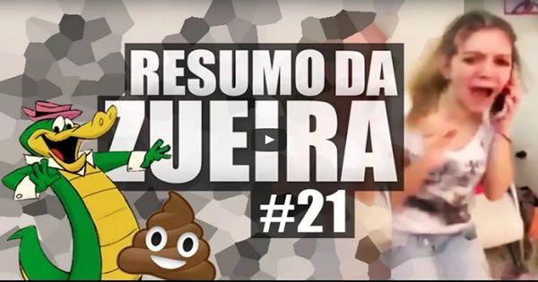 Resumo da Zueira - Narrado pelo Google Tradutor