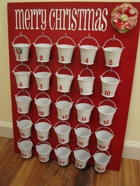 Joys of Christmas: Advent Calendar Ideas