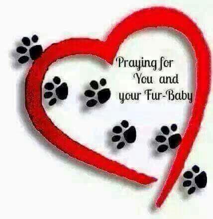 Sending prayers your way ...