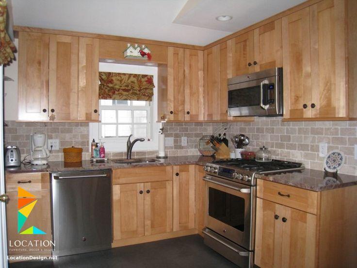 Kitchen Ideas Maple Cabinets 683 best مطابخ images on pinterest | kitchen ideas, kitchen