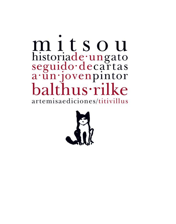 Mitsou, historia de un gato seguido de Cartas a un joven pintor