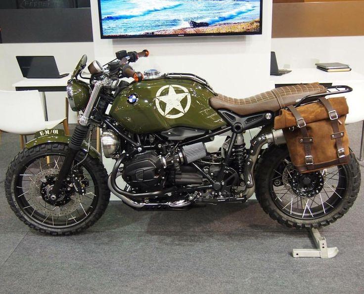 """132 """"Μου αρέσει!"""", 6 σχόλια - BMW R Nine T France (@bmwrninet_france) στο Instagram: """"#rninet #ninet #bmw #moto #france #vintage #w&w #r90 #ride #bike #pornbike #rizoma #akra #akrapovic…"""""""
