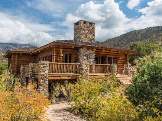 Log Cabin Homes design