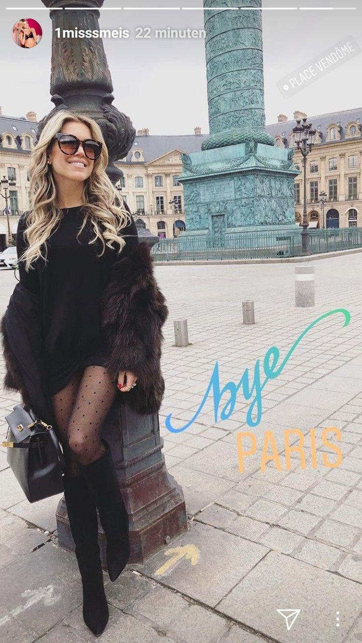 Bye paris   Sylvie meis style, Sylvie meis und Mode