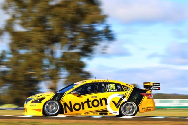 Michael Caruso - P2 Winton 2013 - What a car!