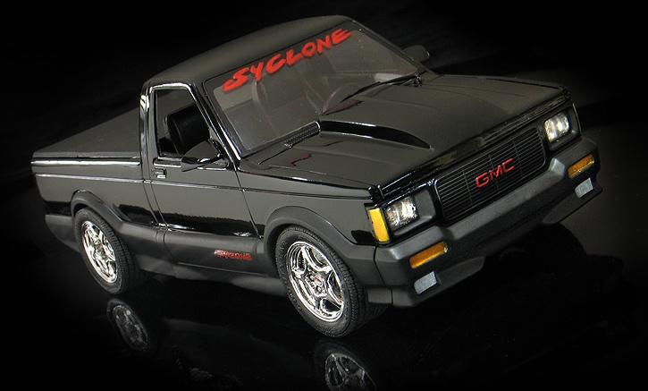 GMC S-15 Syclone