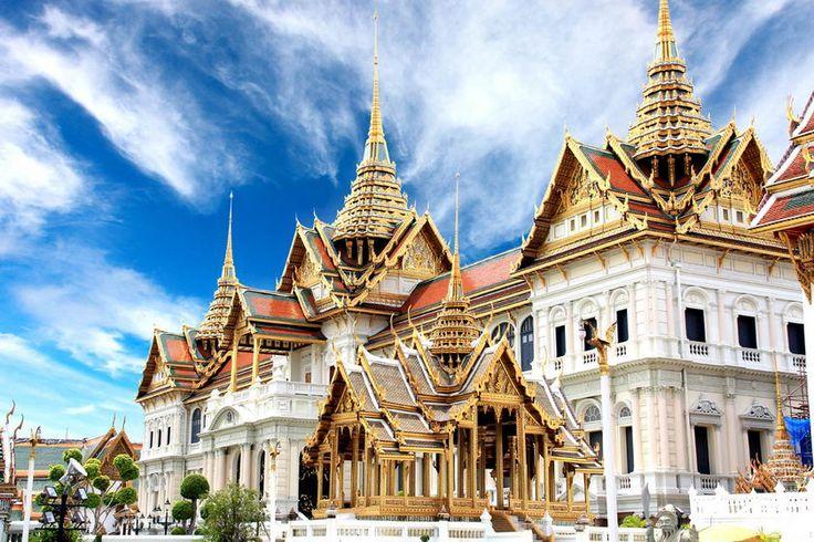 Город ангелов - Бангкок, Город ангелов, город огромных небоскребов и великолепных храмов!