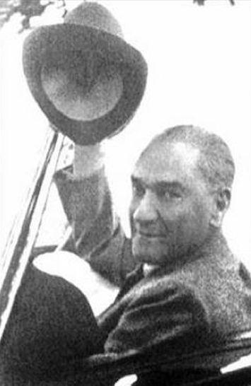 Mustafa Kemal Atatürk sevgisi  ölümsüzdür...