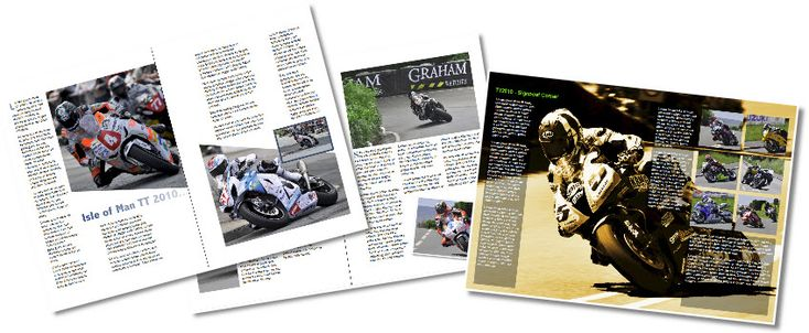 Magazine Page Layout Design with Grids.