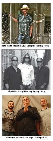 THE BLUES ARE BACK IN TOWN  Home Team BBQ tries to keep the spirit of The Lowcountry Blues Bash alive