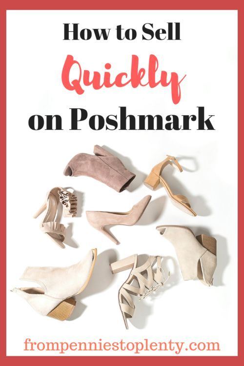 How to Sell Quickly on Poshmark – Side Hustles