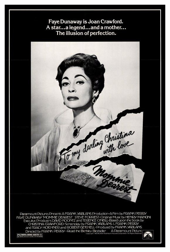 Mommie Dearest 27x40 Movie Poster (1981)