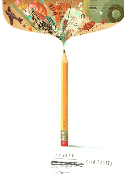 Oliver Jeffers - Illustration
