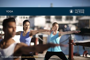 V&A Waterfront | outdoor active | free yoga
