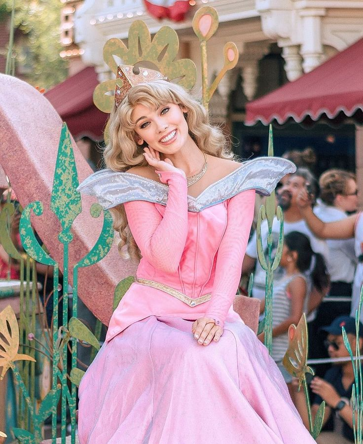 So finally we found princesses aurora