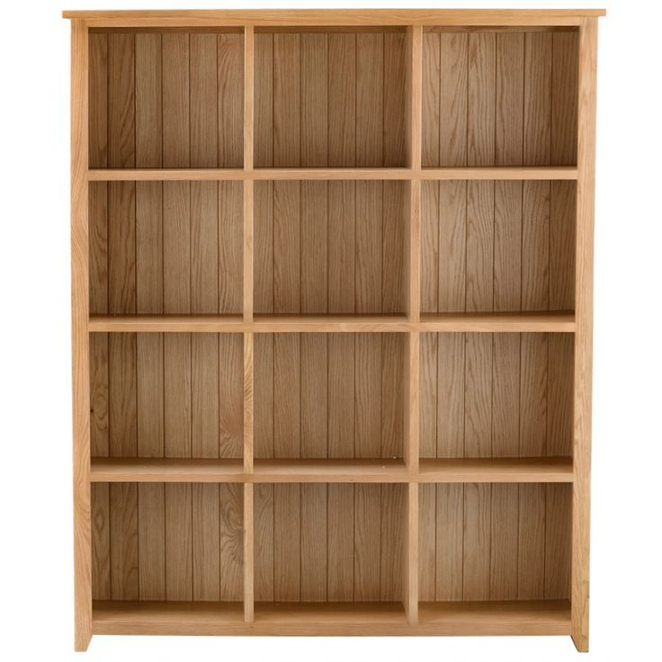 Accent Pidgeon Hole Shelving 1800 x 1500mm - Bookcases & Shelving - Office & Storage