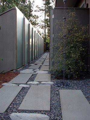 Plastic sheet fence for light filtering