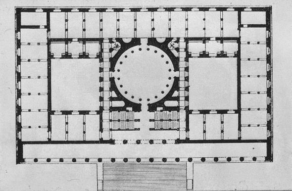 Karl Fredrich Schinkel   Altes Museum   1833