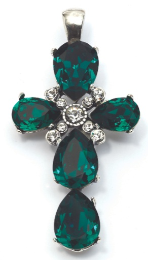 Emerald Cross Enhancer