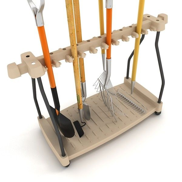 16 best garden tools storage images on pinterest garden for Best gardening equipment