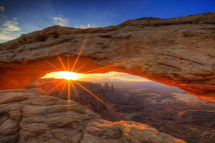 Canyonlands National Park has awesome recreational