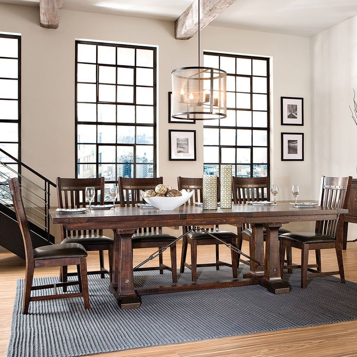Hayden 7PC Dining Collection Room