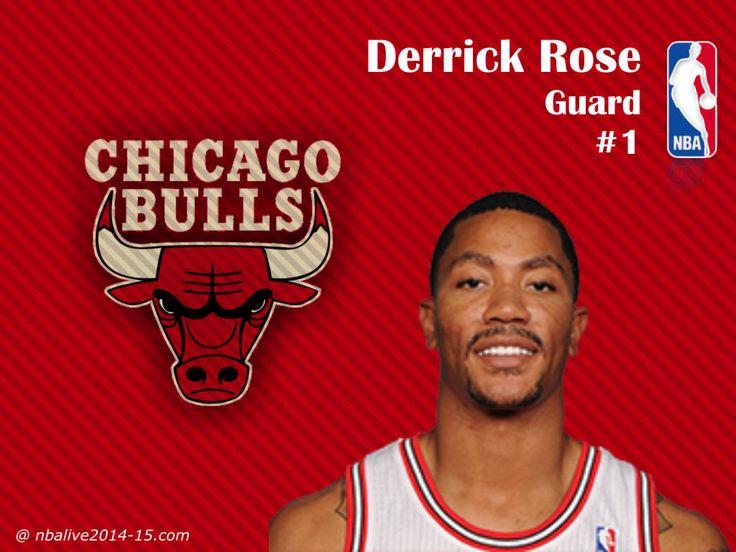 Derrick Rose - Chicago Bulls - 2014-15 Player