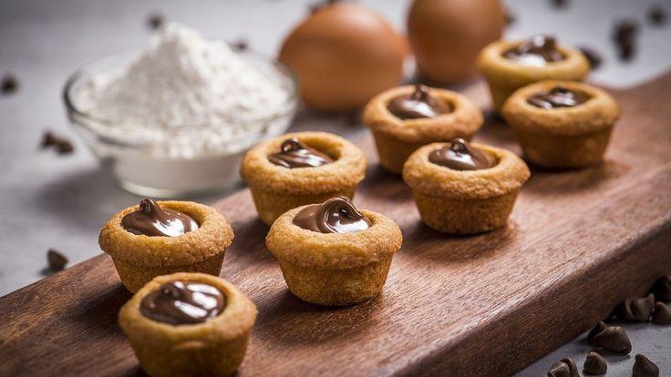 Chocolate Hazelnut Pods | Asian Food Channel