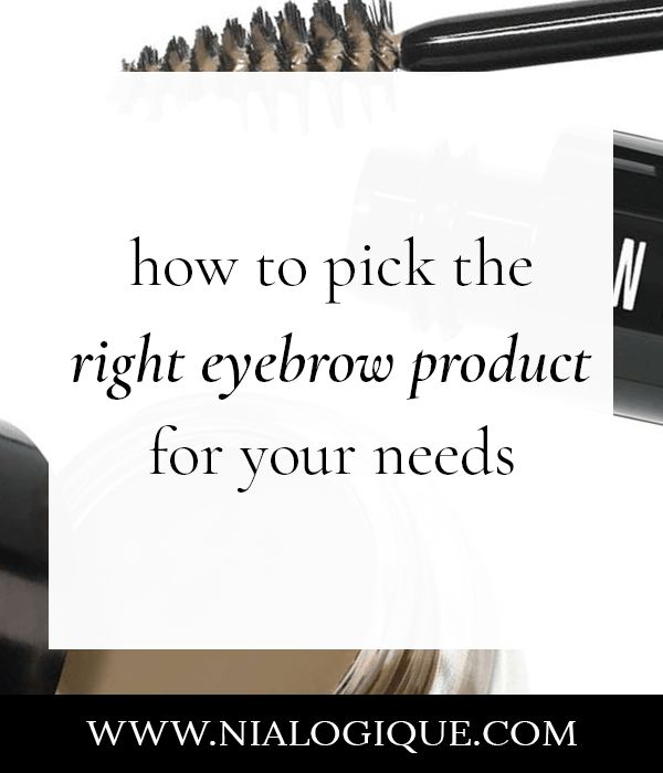 How To Choose the Right Eyebrow Product for Your Needs: The Ultimate Guide To Eyebrow Makeup | makeup tips, makeup tutorial, eyebrow tips, eyebrow tutorial, eyebrow shaping, how to do your eyebrows, eyebrows for beginners, makeup for beginners, easy makeup, beauty tips, brow powder, brow pencil, brow gel, brow wax, brow cream, brow pomade, brow marker, thick eyebrows, thin eyebrows, sparse eyebrows, uneven eyebrows, natural eyebrows, perfect eyebrows, eyebrow goals