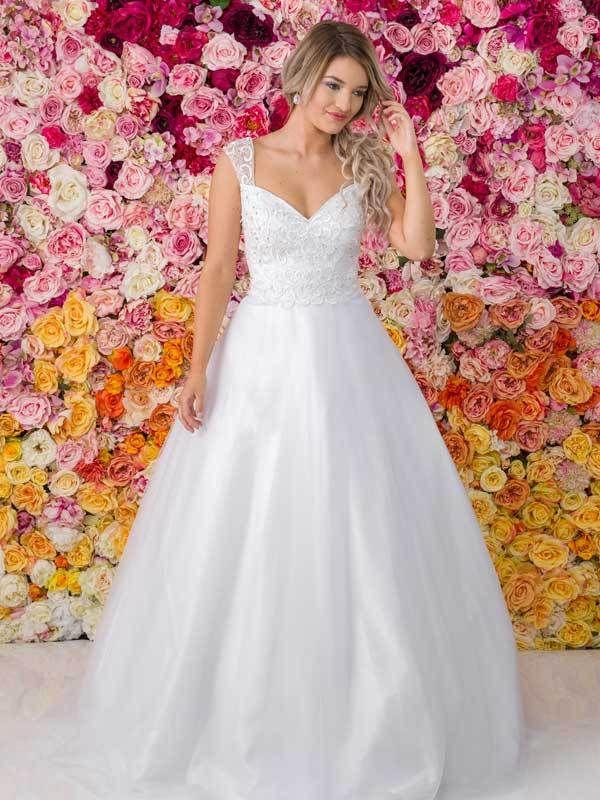Allure Debutante Gown G230