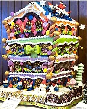 So fun!: Coover Gingerbread Houses, Gingerbread Cakes, Extraordinari Gingerbread, Awesome Cakes, Things Gingerbread, Breads Houses, Dr. Seuss, Gingerbread Creations, Gingerbread Competition